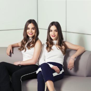 Vanessa y Alejandra Peña